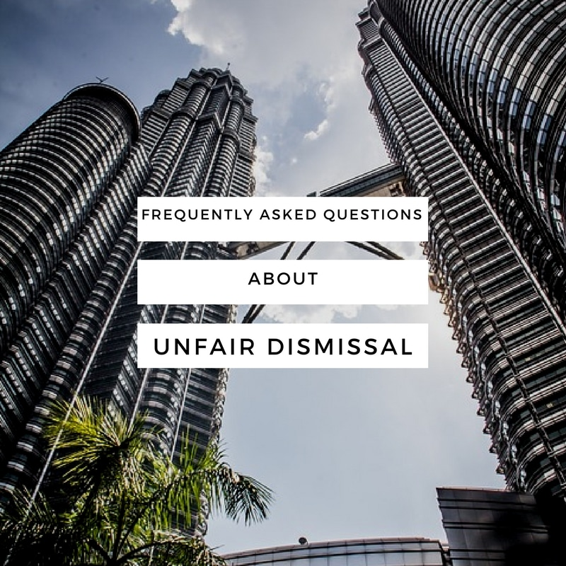 Here are some frequently asked questions about unfair dismissal in Malaysia