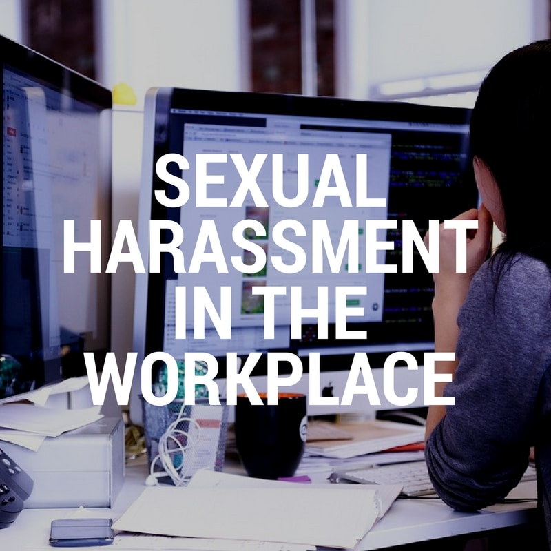 Sexual harassment in the workplace articles