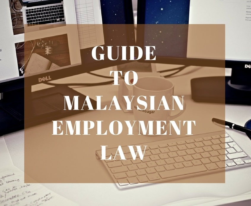 law of employment act in malaysia The employment act, 1955 is the main legislation on labour matters in malaysia  the employment act provides minimum terms and conditions (mostly of.