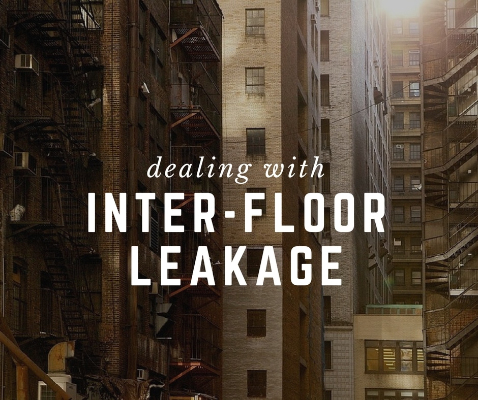 The Strata Management (Maintenance and Management) Regulations 2015 sets out the obligations, procedures and timelines for dealing with inter-floor leakages.