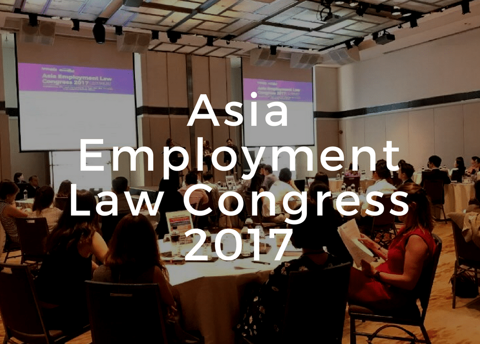 Malaysian Employment Law : Asia Employment Law Congress 2017