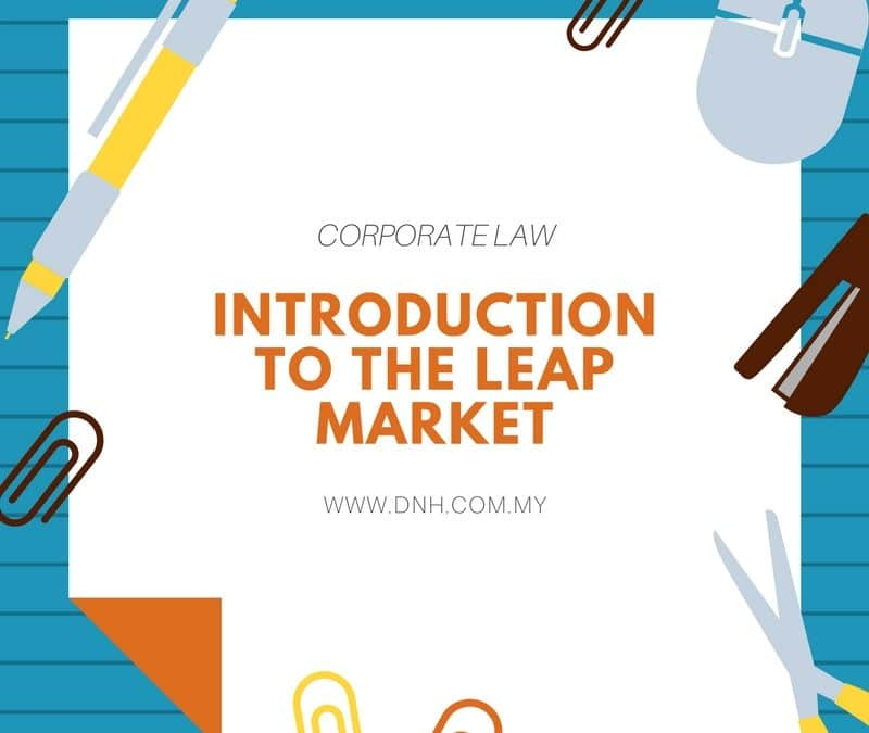 Introduction to the LEAP Market