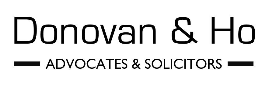 Donovan & Ho, Advocates & Solicitors