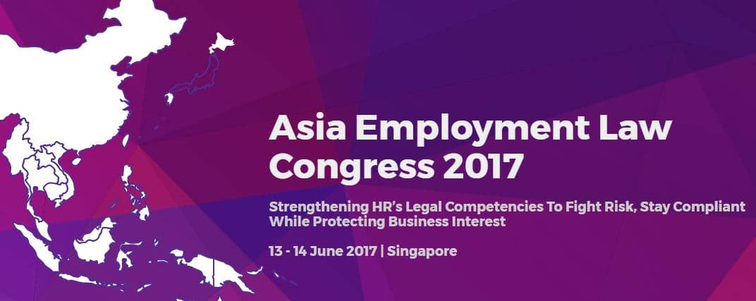 Asia Employment Law Congress 2017