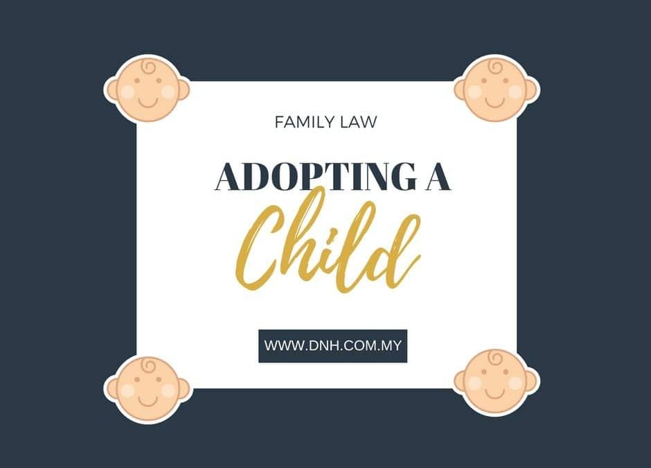 Adopting a Child in Malaysia
