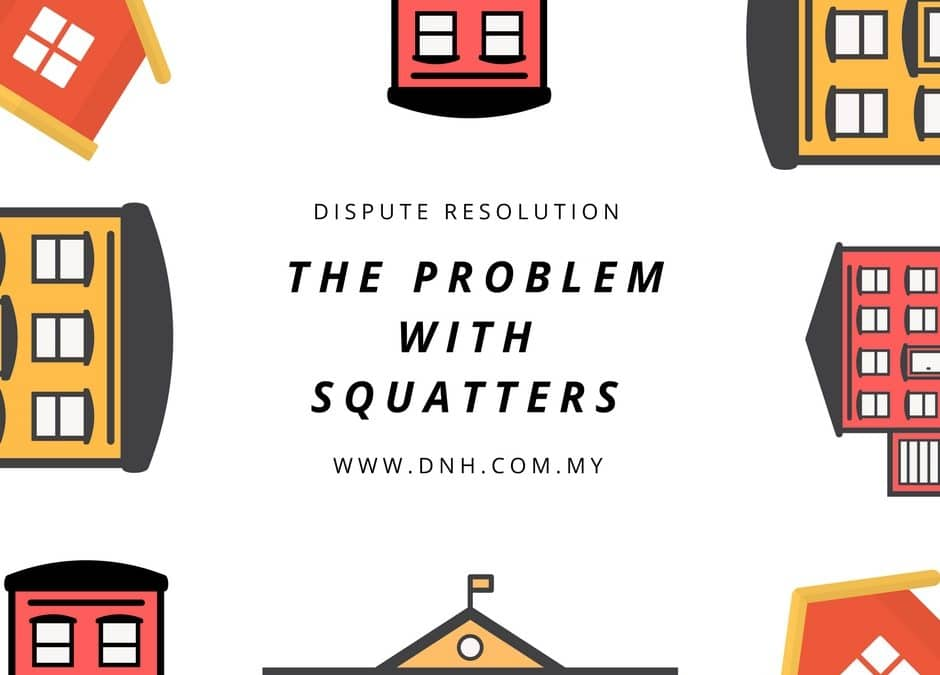 The Problem with Squatters