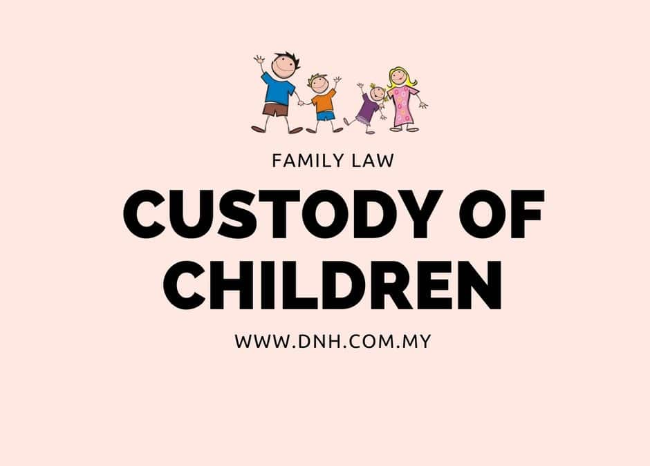 Custody of Children
