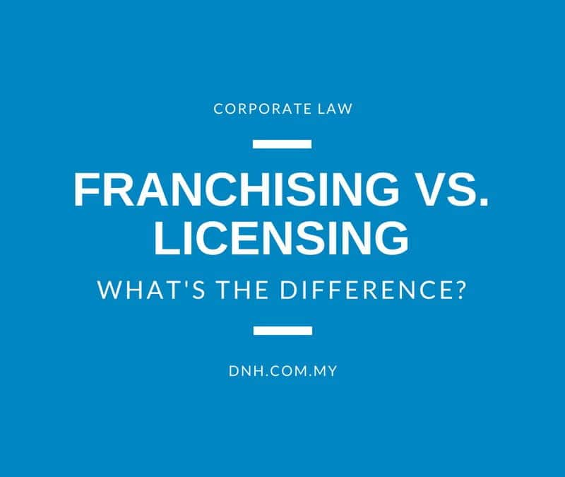 Franchising vs Licensing : What's the Difference?