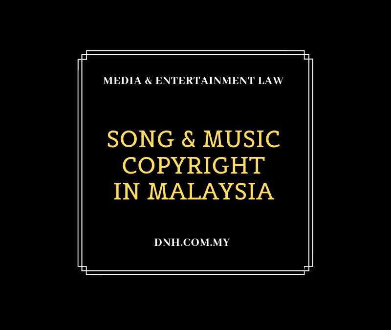 Song & Music Copyright in Malaysia