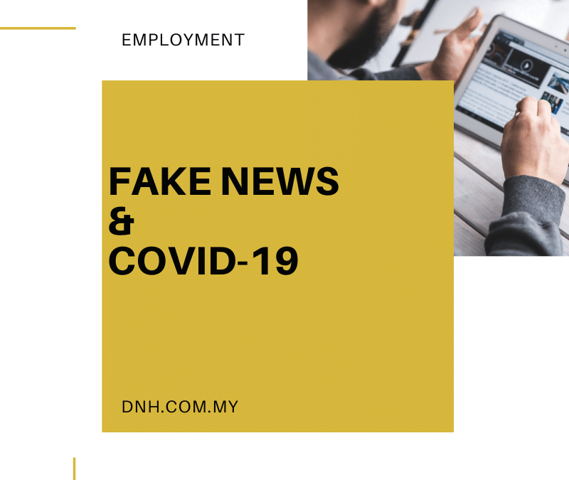 Fake News and COVID-19