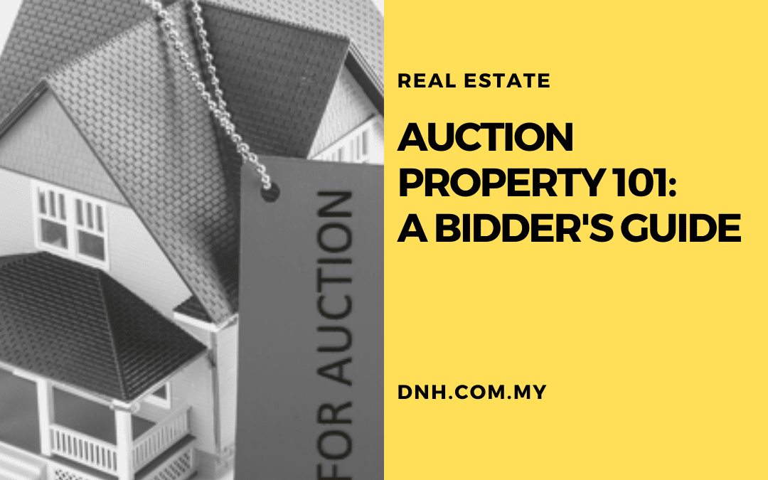 Auction Property 101: A Bidder's Guide