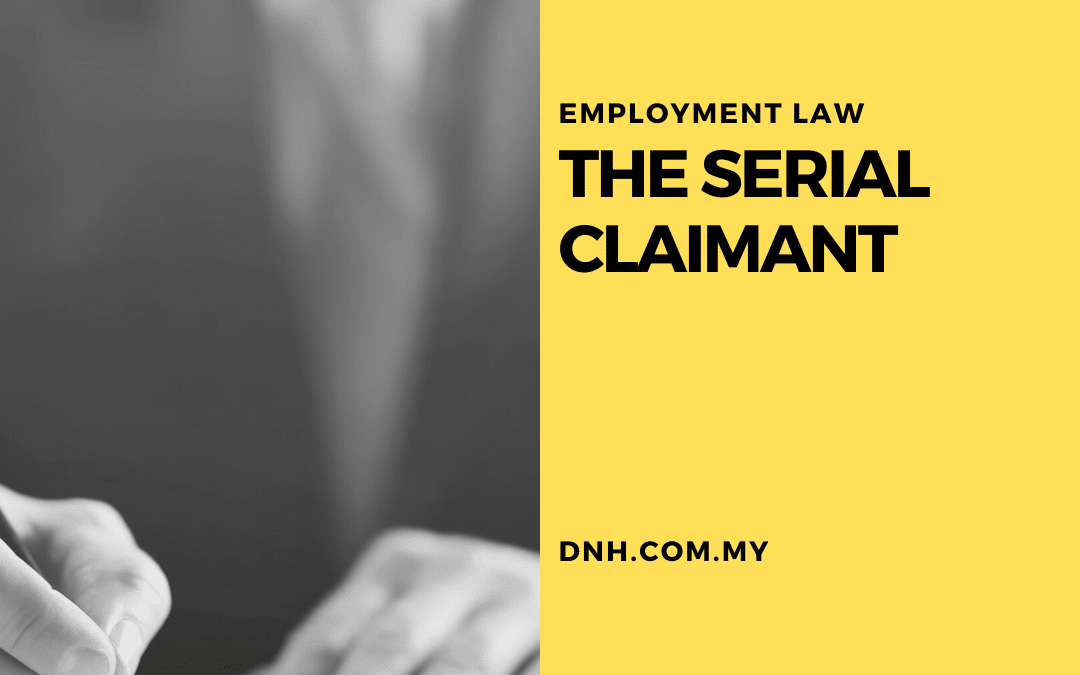 The Serial Claimant