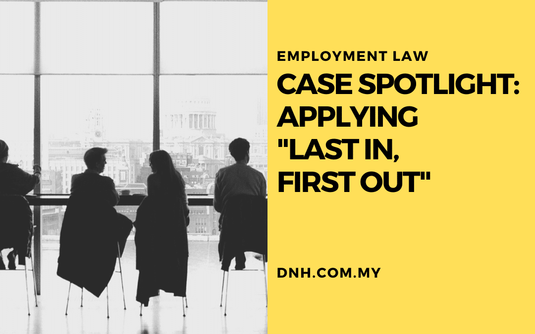 """Case Spotlight: Applying """"Last In, First Out"""""""